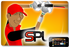 Stick Cricket: Premier League - Available on iOS and Android!