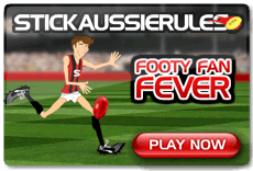 Stick Aussie Rules - Play Footy Fan Fever now