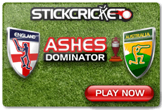Stick Cricket - Play Ashes Dominator now