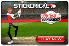 Stick Cricket - Play World Domination now